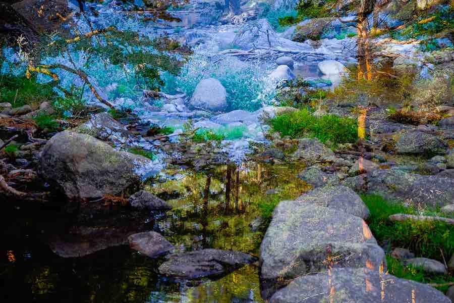 fotos paisaje de verano