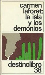 la isla y los demonios portada