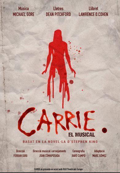 carrie cartel musical 2018