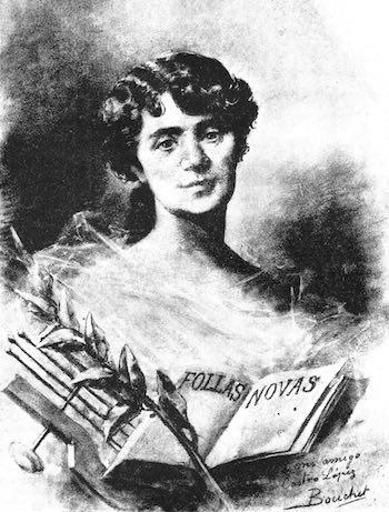 Rosalía de Castro Follas Novas