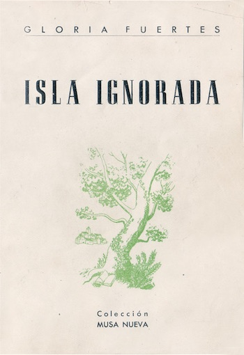 isla ignorada portada