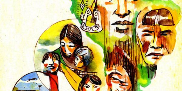 la mujer habitada indígenas