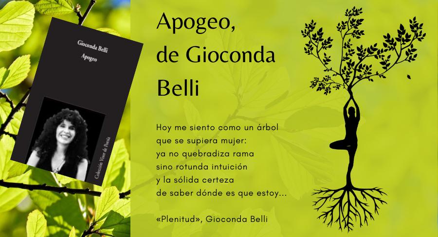 poemas Gioconda Belli Apogeo